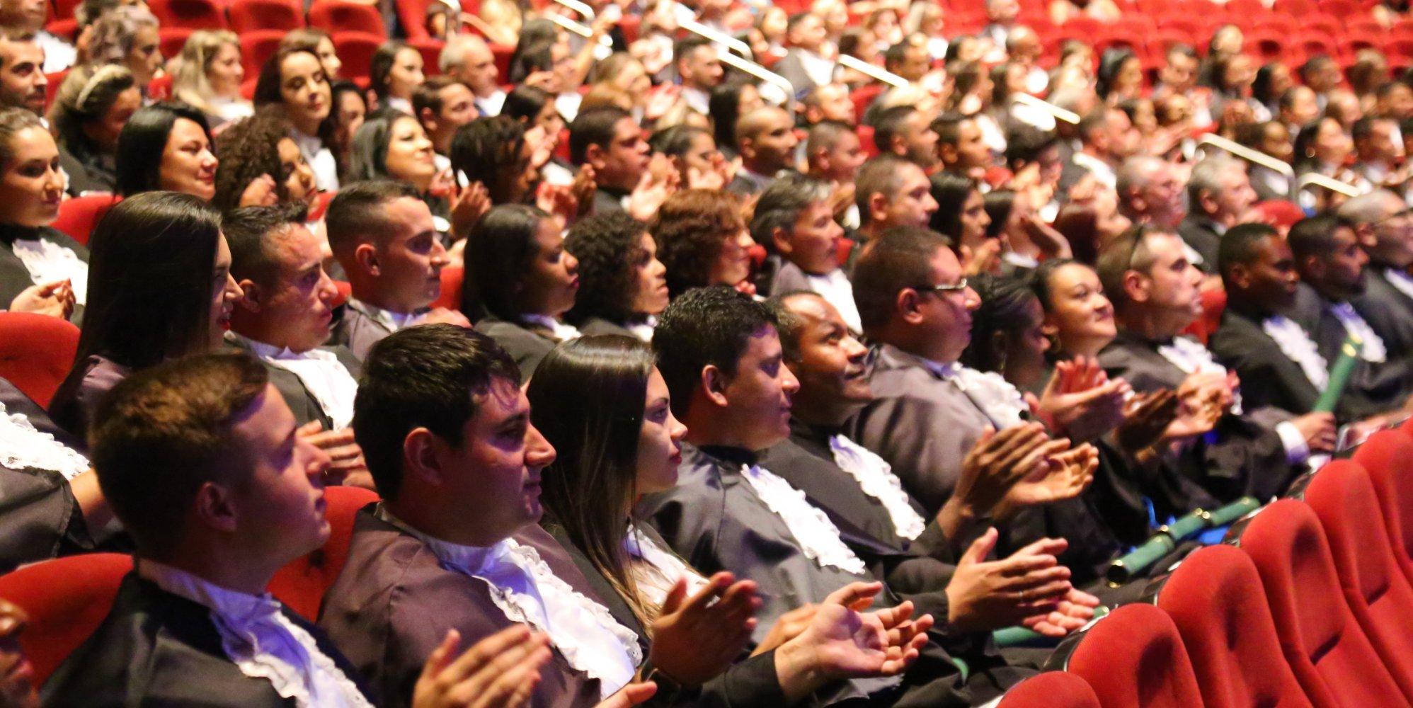 Formatura do Ensino Médio Sesi EAD