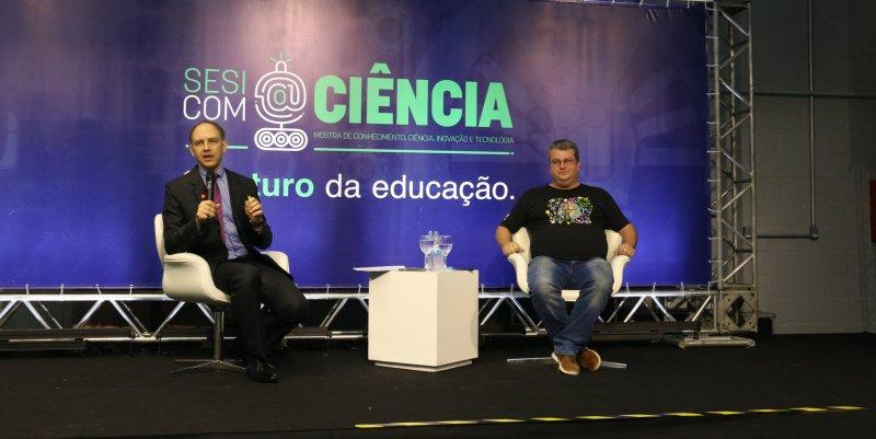 Sesi com@Ciência - Uma nova abordagem