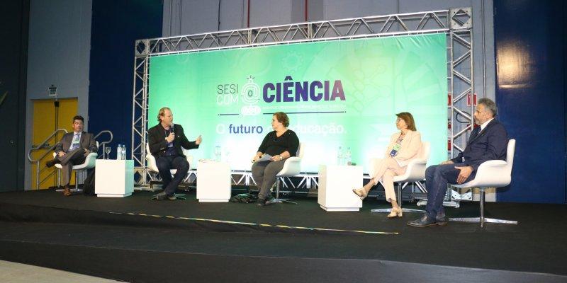 Sesi com@Ciência - Colaboração em inovação educativa