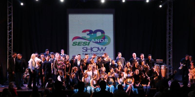 Sesi Show 30 Anos - 2