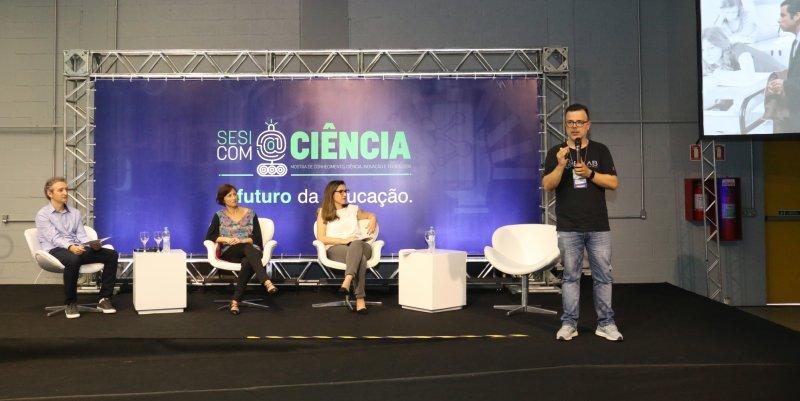 Sesi com@Ciência - Juventude, ensino e tecnologia