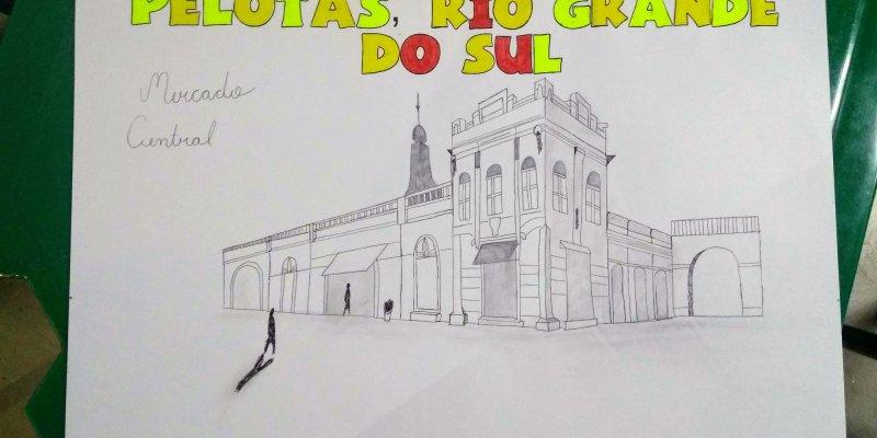 Projeto da Escola Sesi de Pelotas