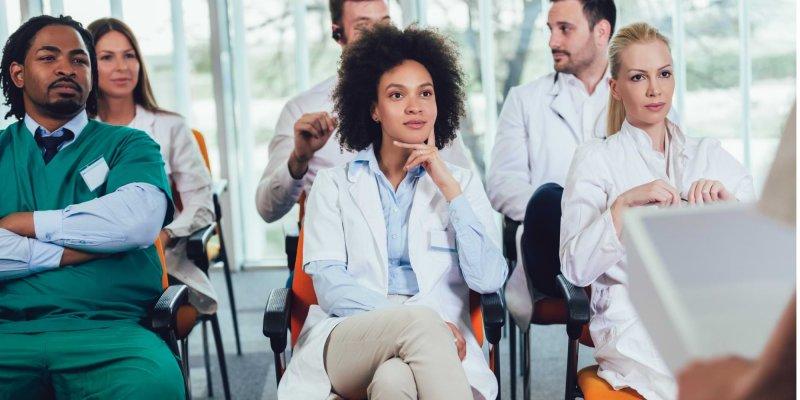 Palestras e Webinares em Saúde