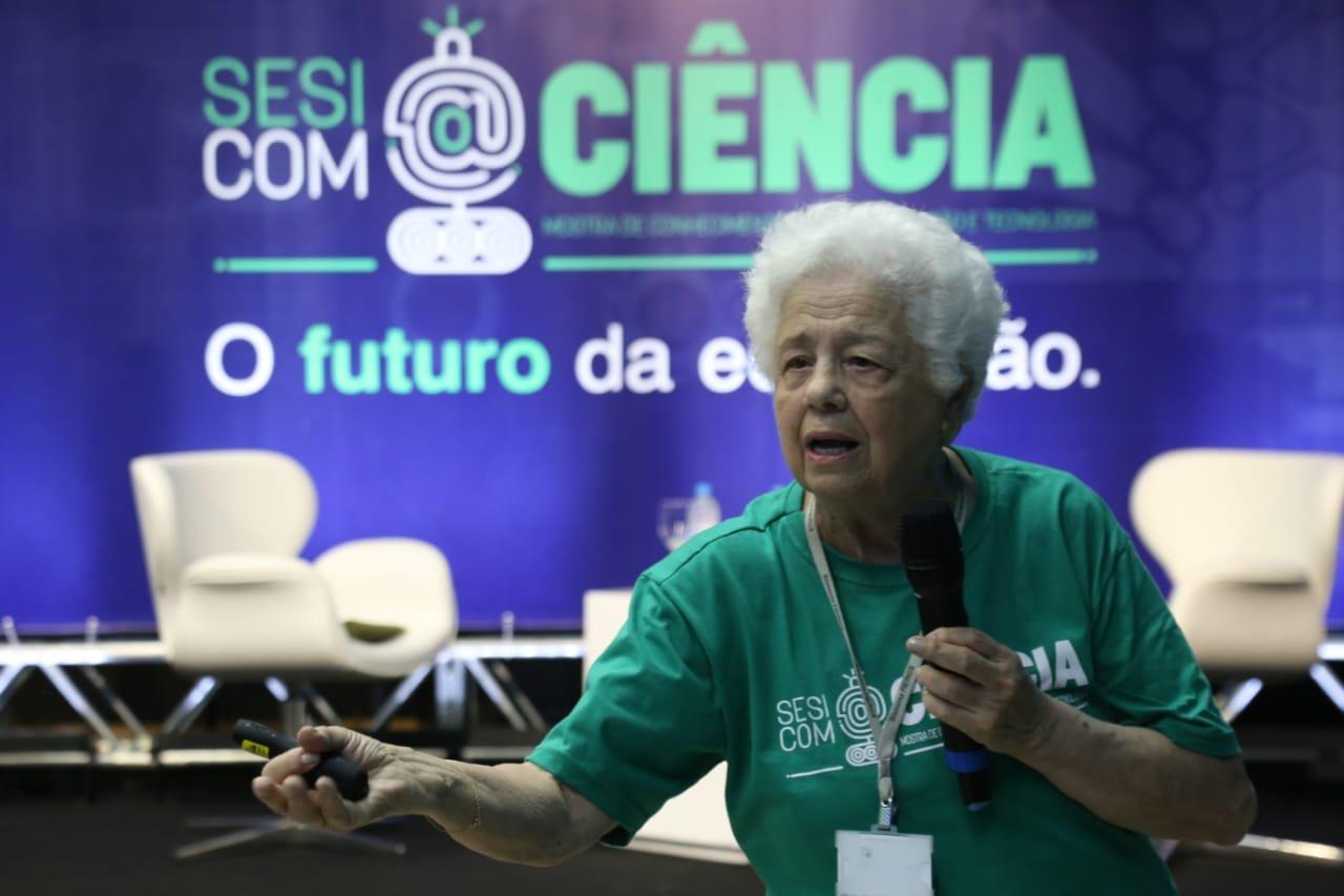 Sesi com@Ciência - Mônica Bertoni