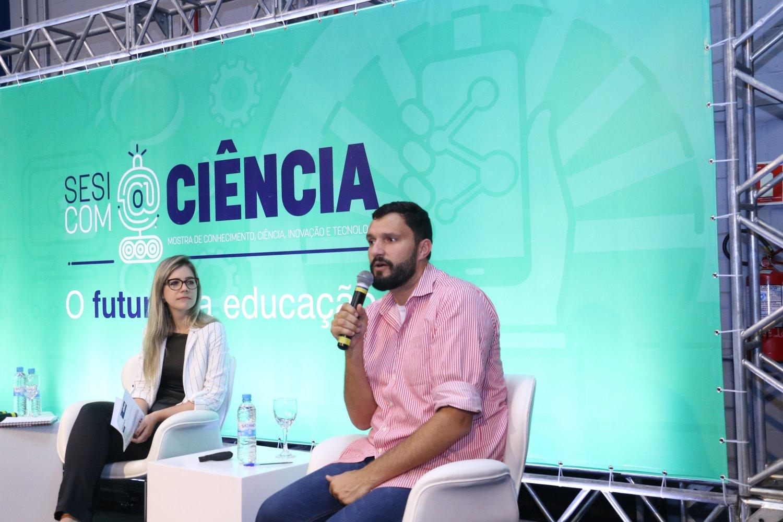 Sesi com@Ciência - Fabio Castro