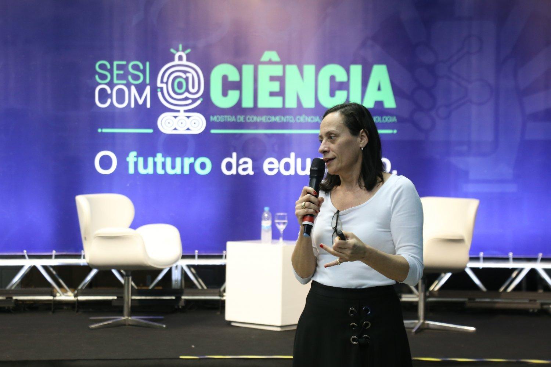 Sesi com@Ciência - Debora Conforto