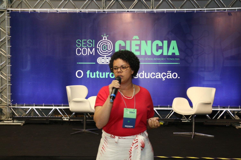 Sesi com@Ciência - Janaina Barros