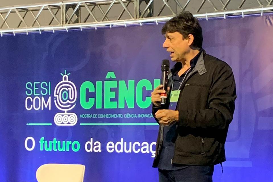 Sesi com@Ciência - BNCC e a inovação na escola
