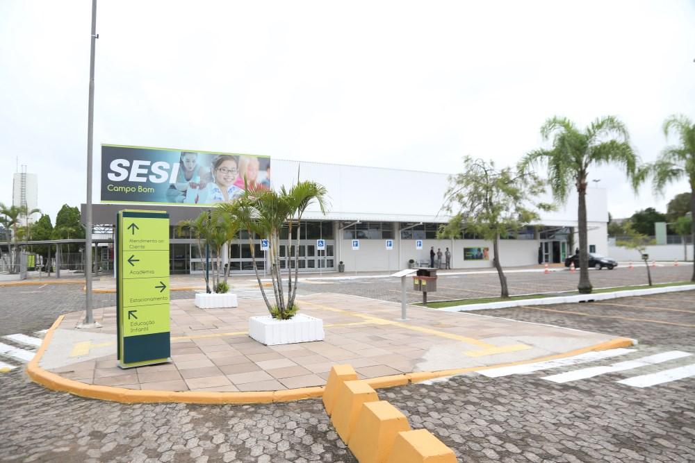 SESI Campo Bom